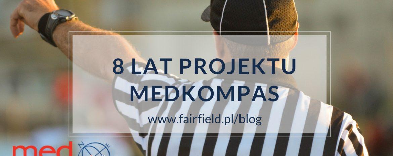 Osiem lat z projektem MedKompas