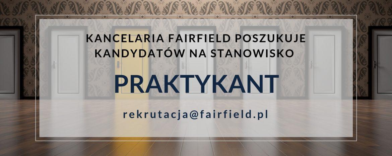 PRAKTYKI W KANCELARII FAIRFIELD