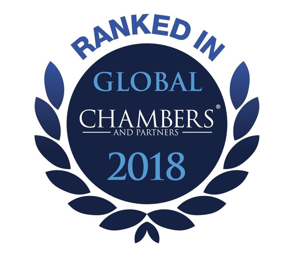 Kancelaria Fairfield wyróżniona przez Chambers Europe 2018